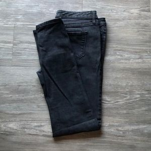 Mossimo denim Mid-Rise Skinny Jeans